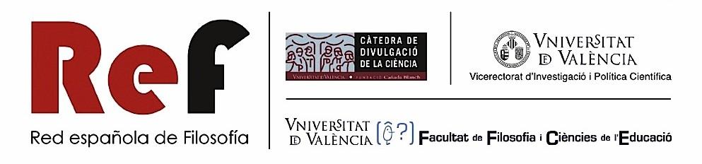 I CONGRESO INTERNACIONAL DE LA RED ESPAÑOLA DE FILOSOFÍA