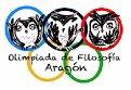 Logotipo de la Olimpiada Filosófica de Aragón