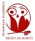 Logotipo de la Olimpiada Filosófica de Murcia