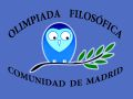 Logo de la Olimpiada Filosófica de Madrid