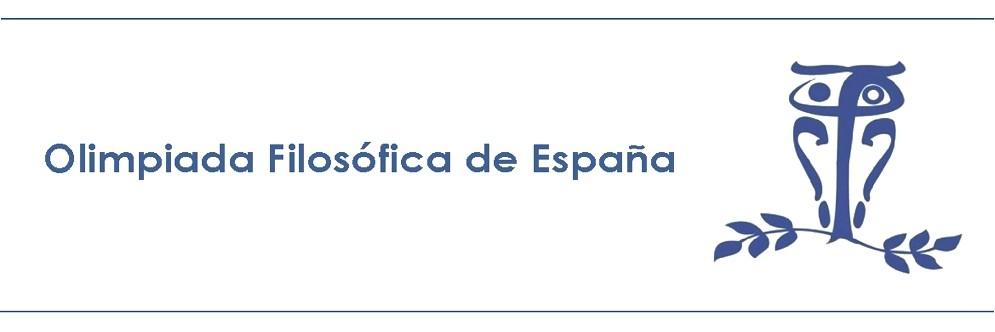 VII Olimpiada Filosófica de España