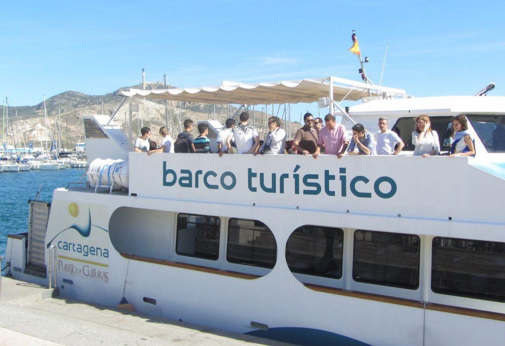 11.Paseo_en_barco_por_la_bahía_de_Cartagena