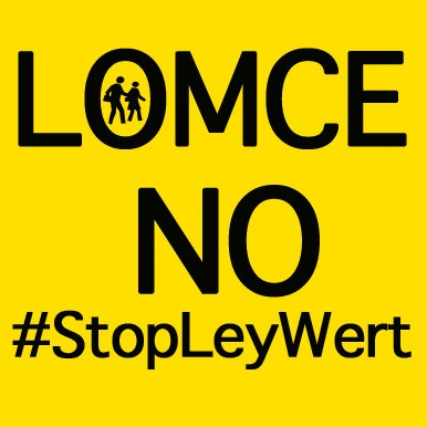 LOMCE-NO
