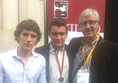 FranciscoRios_MedallaBronce_OlimpiadaFilosoficaInternacional