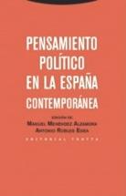 Pensam-politico-España-contemp